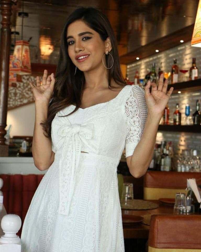 Nabha At Disco Raja Interview