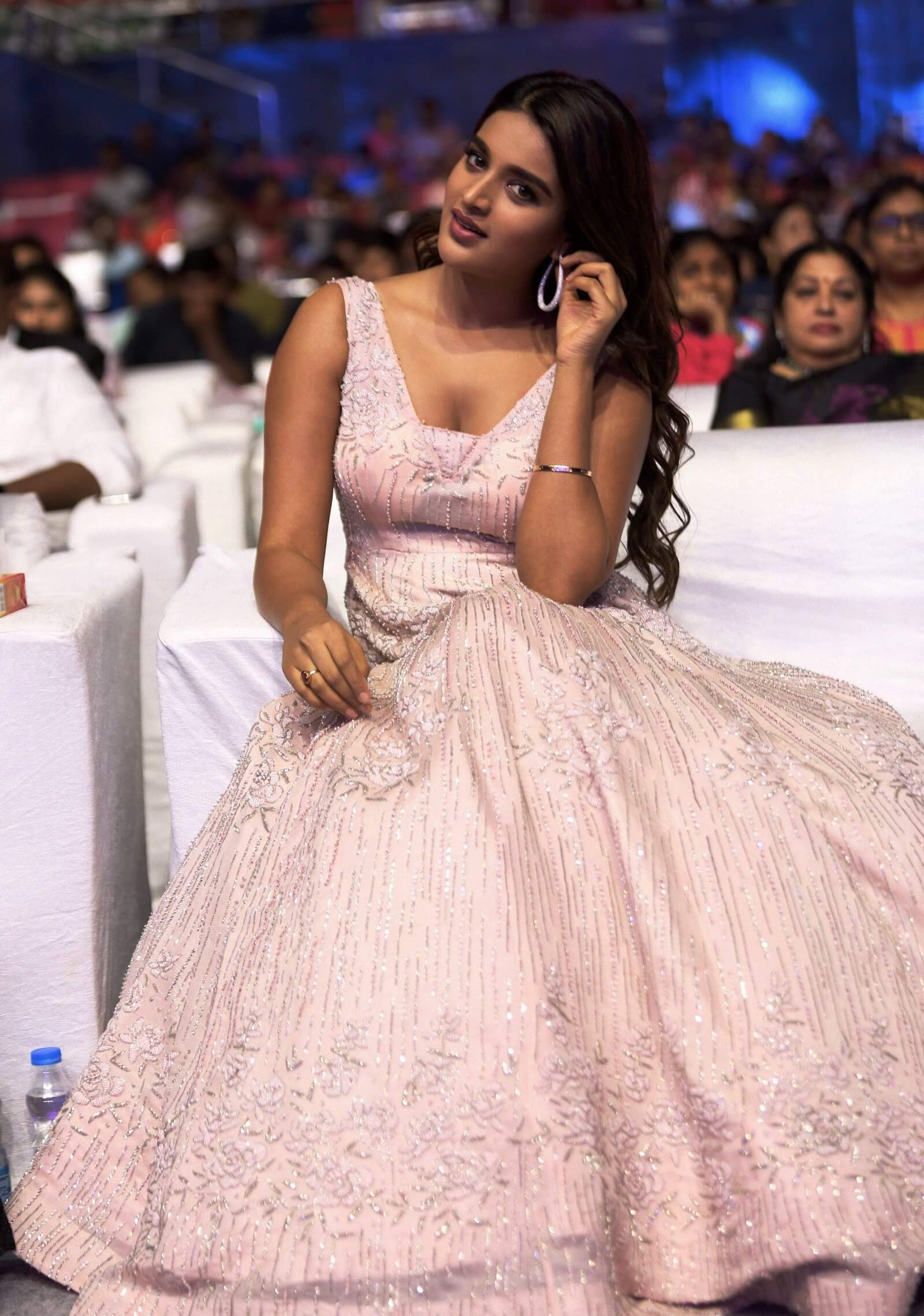 Nidhhi Agerwal At Zee Cine Awards