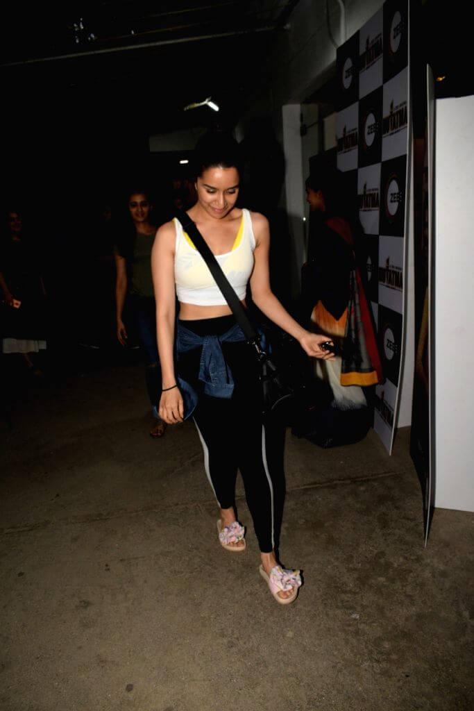 Heroine Shraddha Kapoor Hot Photos