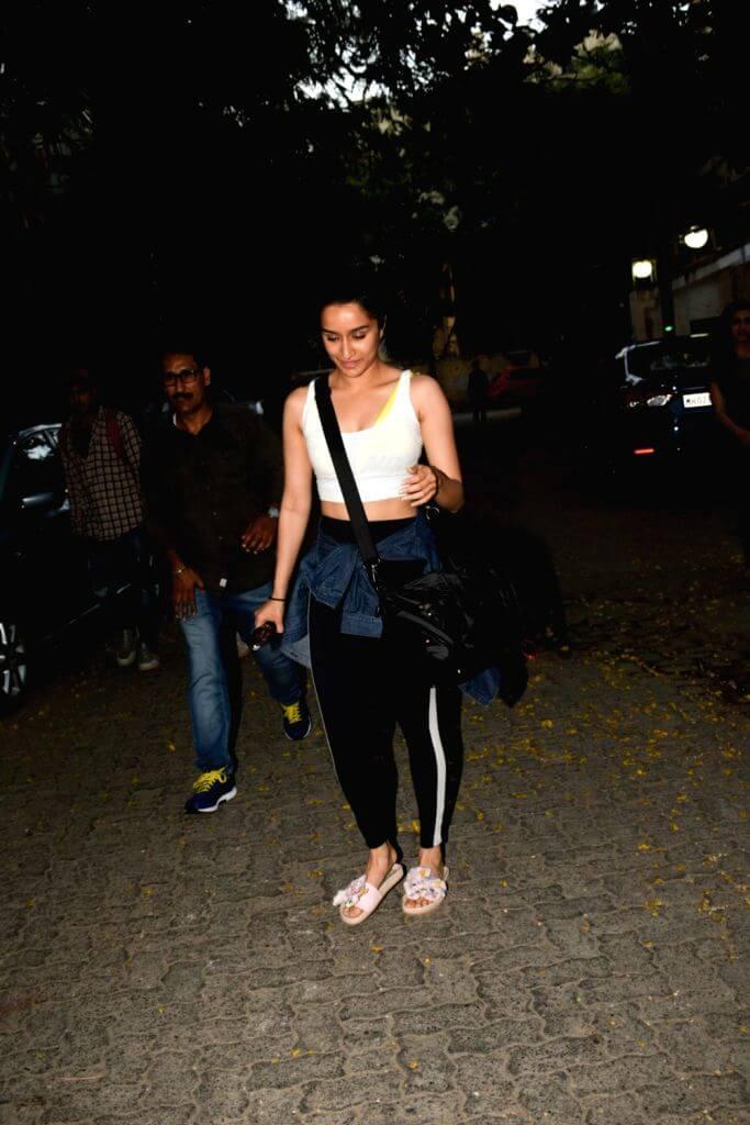 Shraddha Kapoor Hot Photos at Gym