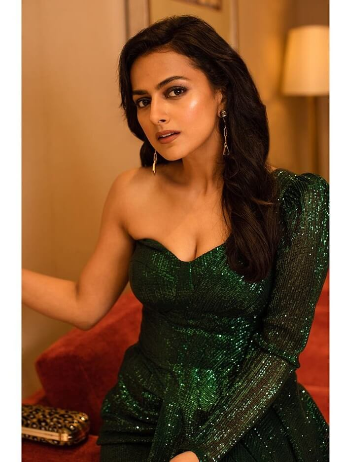 Kannada Actress Shraddha Srinath Latest Photoshoot Stills