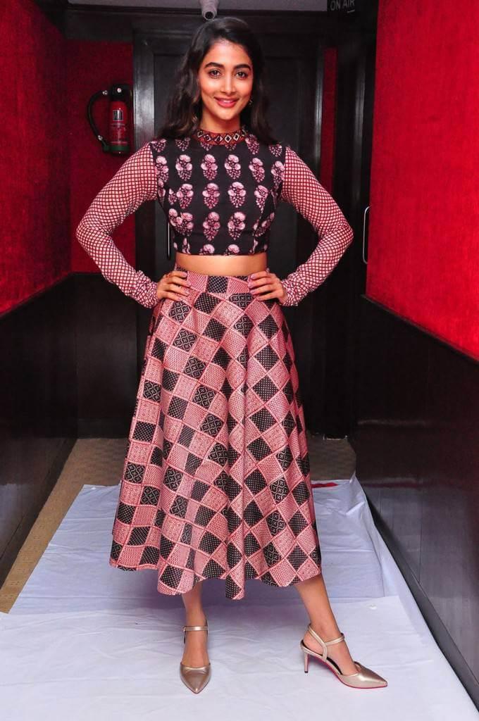 Tollywood Heroine Pooja Hegde