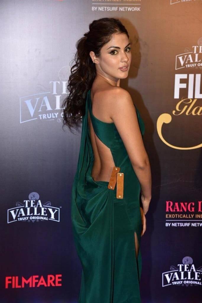 Actress Rhea Chakraborty