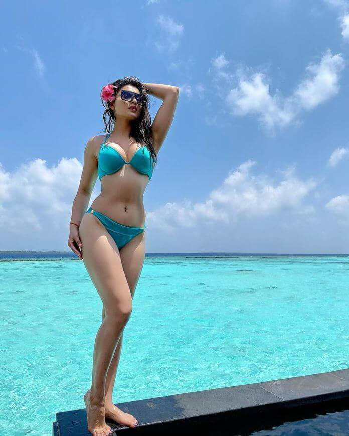 Actress Urvashi Rautela Hot Bikini Photos