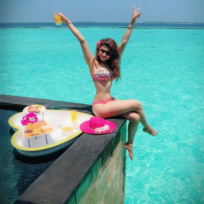 Urvashi Rautela Bikini Photos