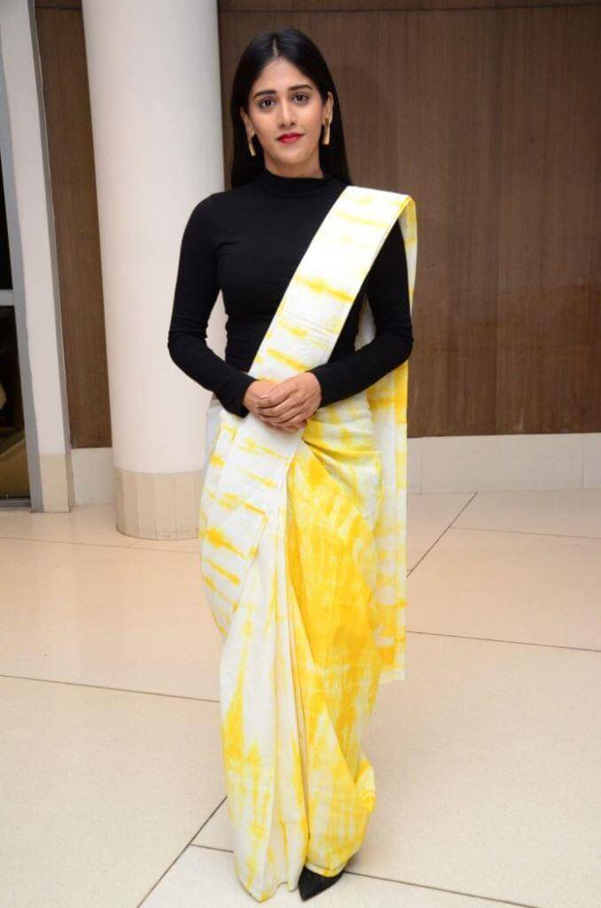Chandini Chowdary At Madha Pre-Release Function