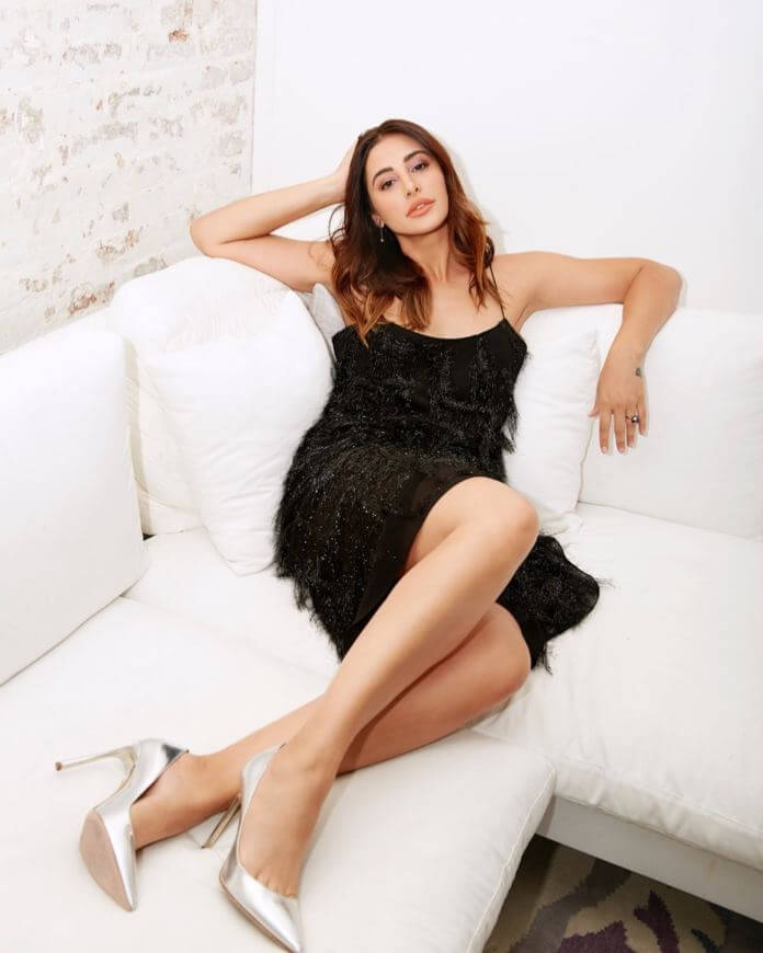 Hot Actress Nargis Fakhri Recent Photoshoot