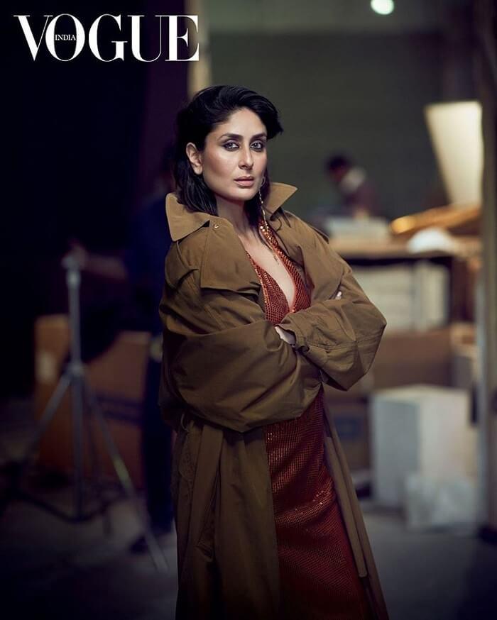 Kareena Vogue Photoshoot Stills