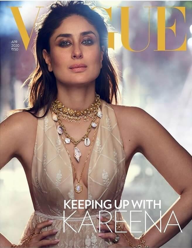 Kareena Kapoor Vogue Photoshoot Stills