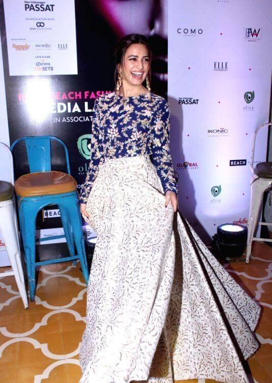 Kriti Kharbanda Photos At India Beach Fashion Week Press Meet