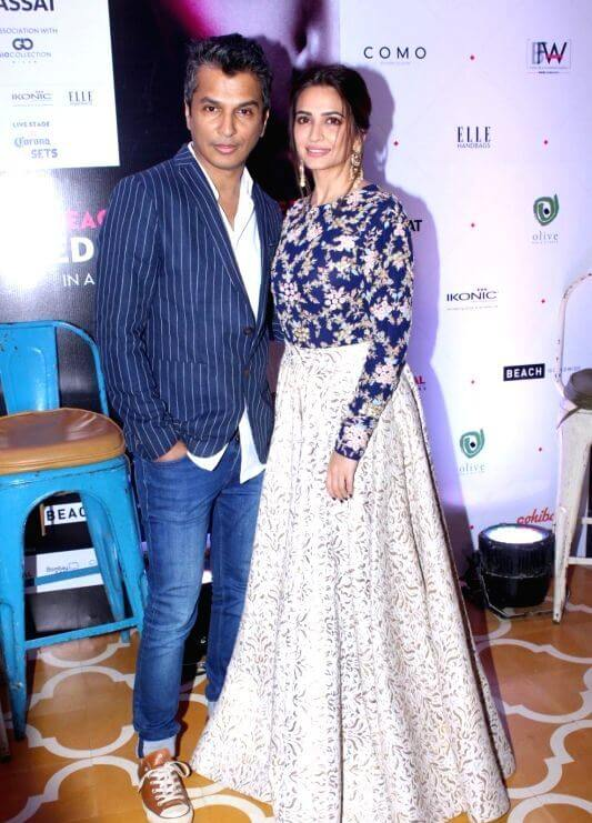 Kriti Kharbanda At India Beach Fashion Week