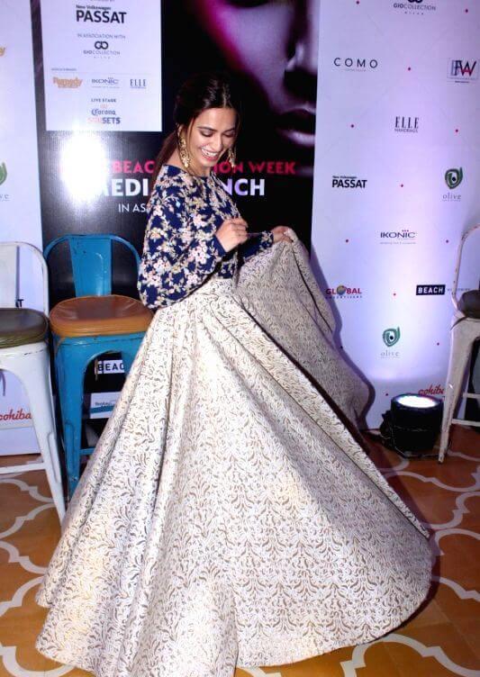 Kriti Kharbanda At India Beach Press Meet