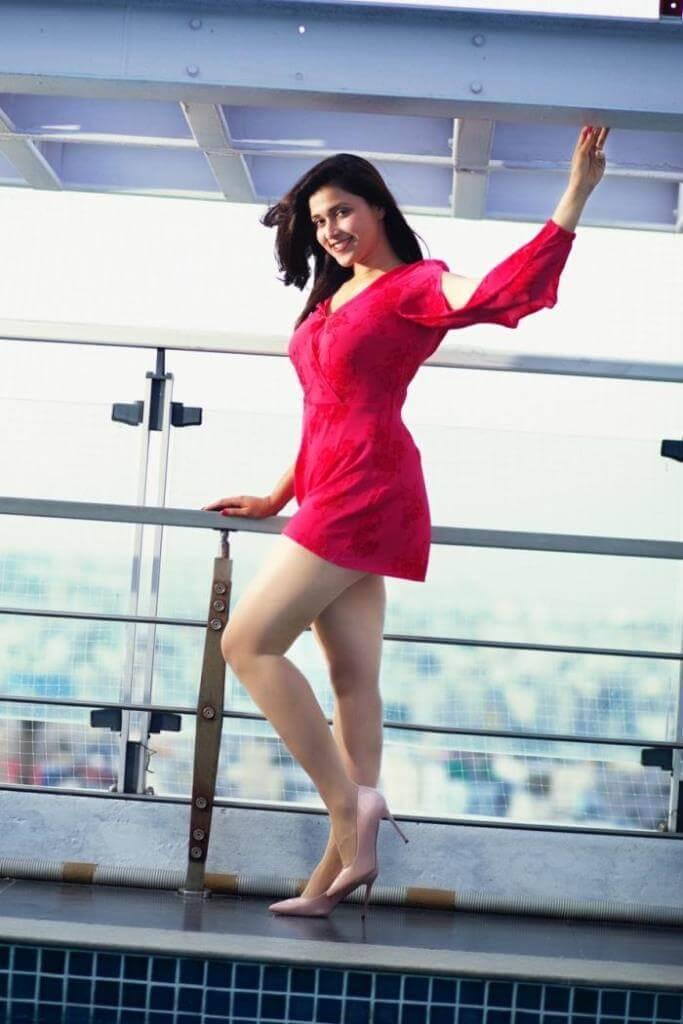Mannara Chopra latest movie