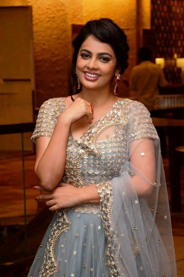 Nandita Swetha At Srinivasa Kalyanam Thanks Meet