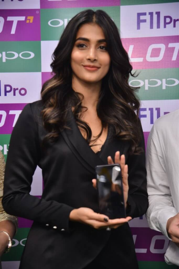 Pooja Hegde Launched OPPO