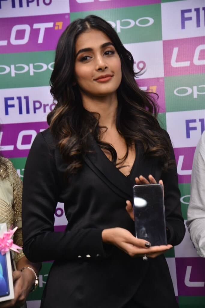 Pooja Hegde lauched F11 Pro