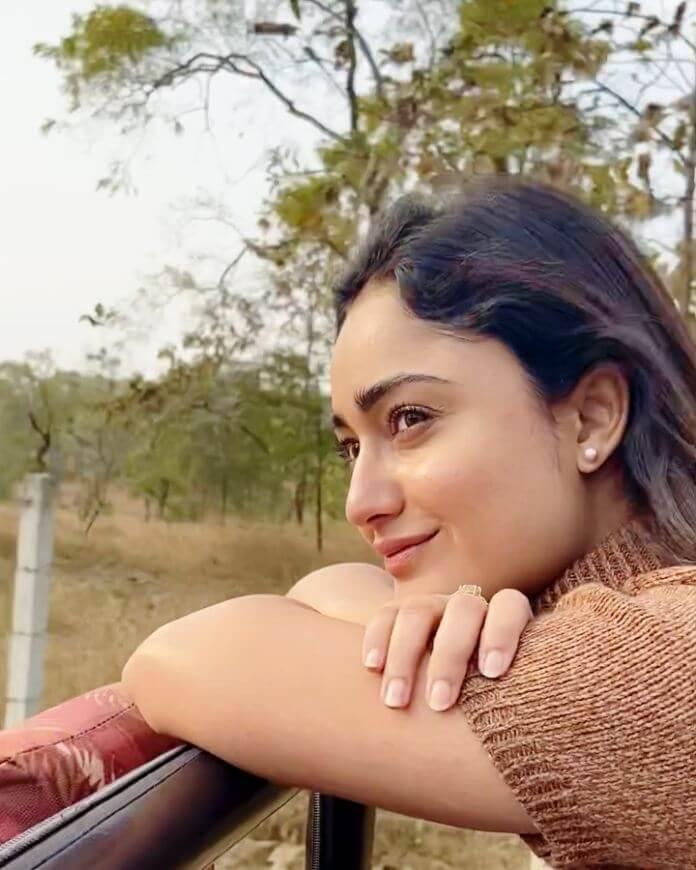 Tridha Choudhury Photoshoot Stills