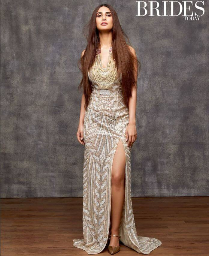Vaani Kapoor In Brides Today Magazine Photoshoot Pics