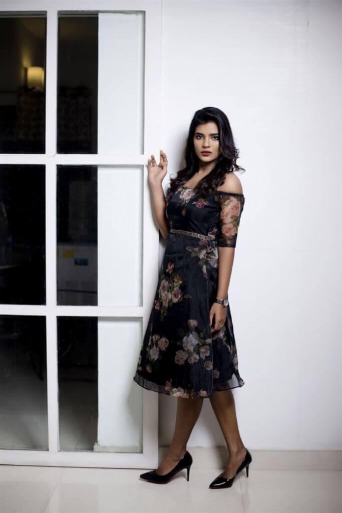 Exclusive Photos Of Aishwarya Rajesh