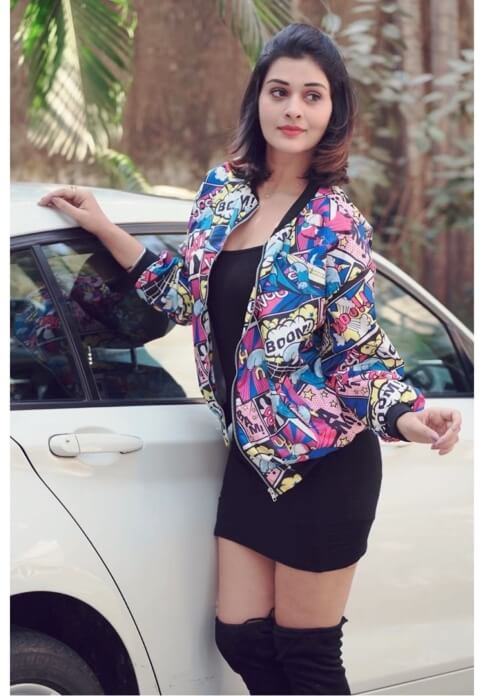 Hot Girl Payal Rajput