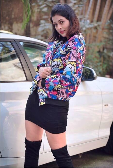 RX 100 Movie Actress