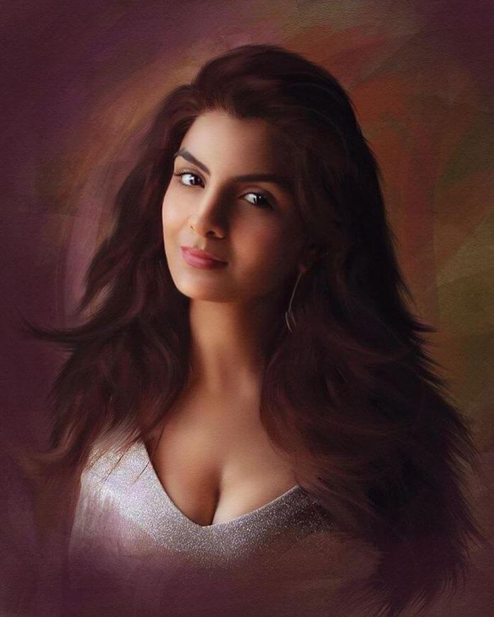 Hot Model Anveshi Jain