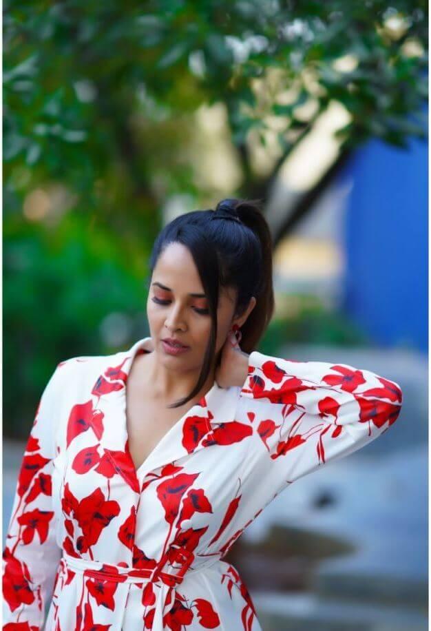 Hot Telugu Anchor Anasuya Bharadwaj New Stills