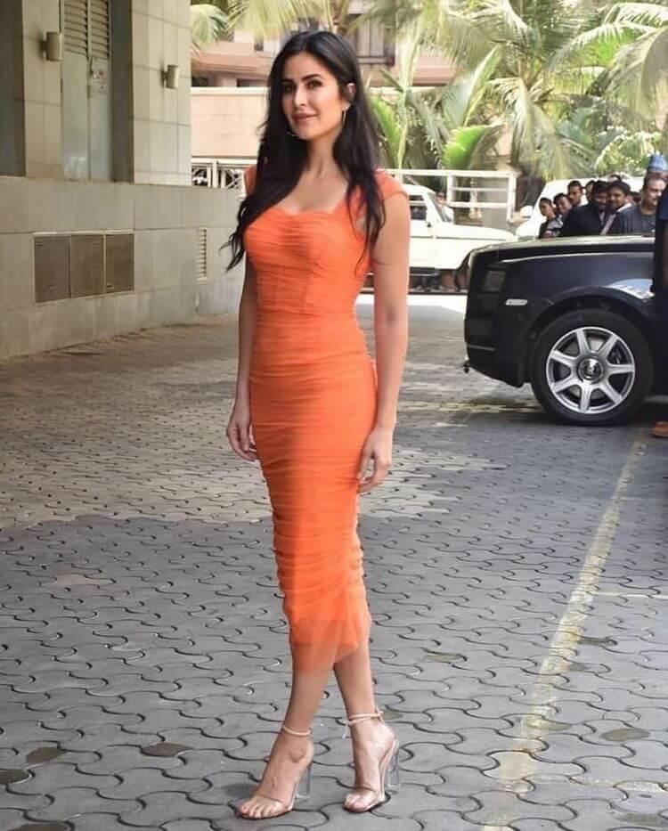 Katrina Kaif At Sooryavanshi Trailer Launch