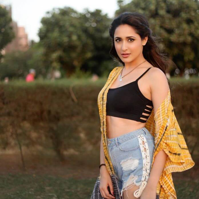 Pragya Jaiswal Hot Gallery In Stylish Dress