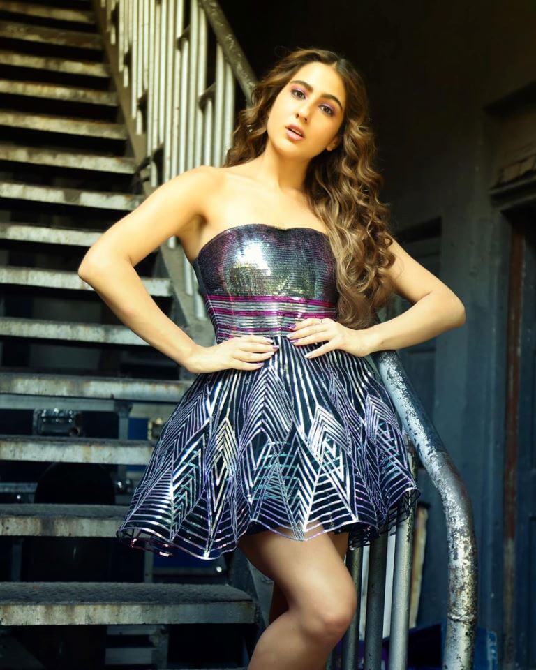 Sara Ali khan At Dance Plus-5