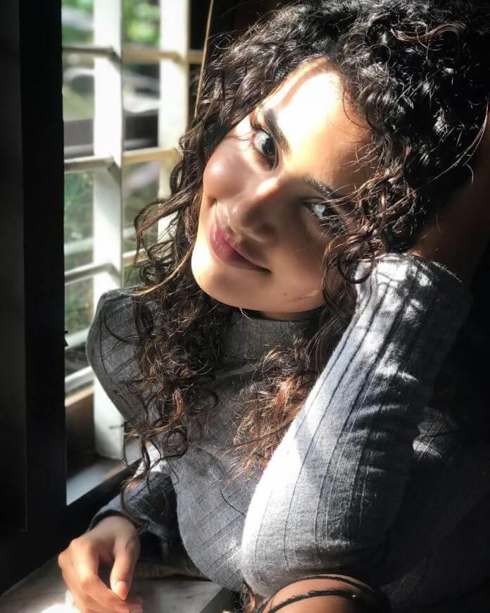 Anupama Parameswaran Cute Expressions