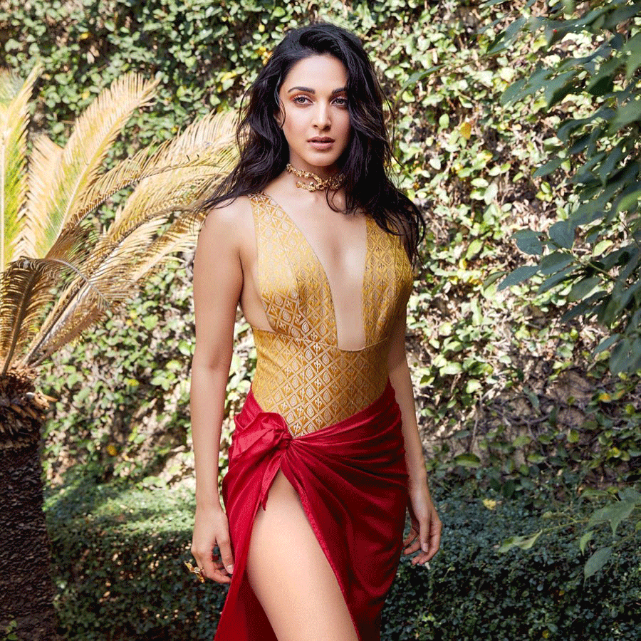 Sizzling Beauty Kiara Advani