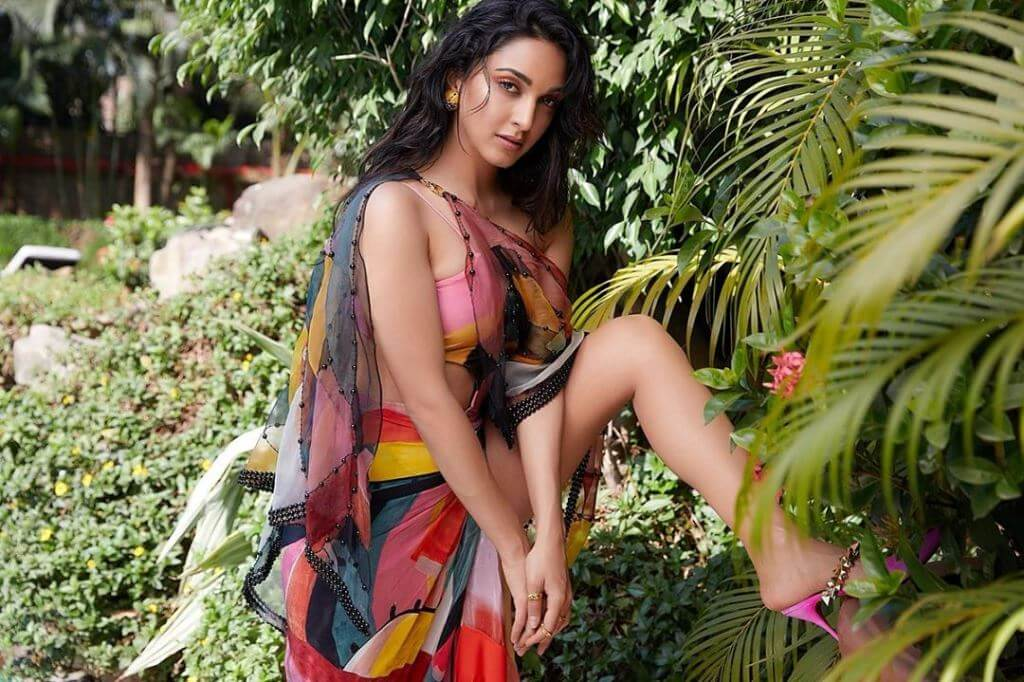 Kiara Advani Latest Photoshoot