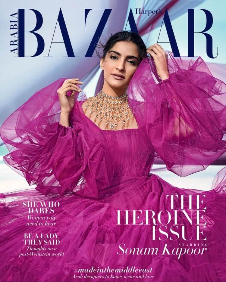 Sonam Kapoor In Fashion Dress
