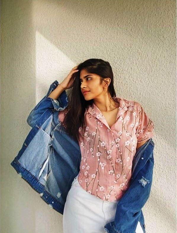 South Actress Megha Akash Latest Clicks