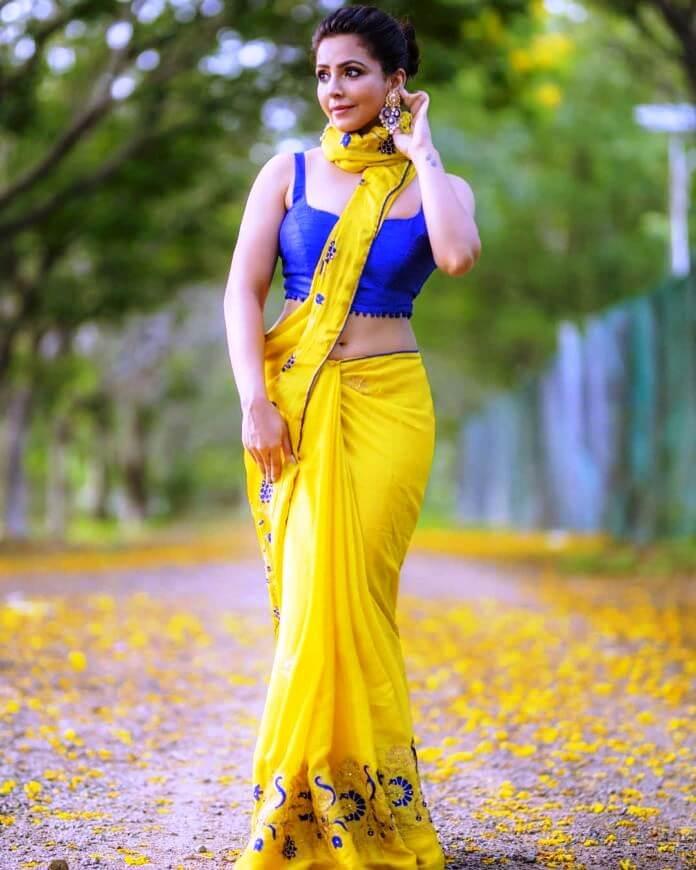South Indian Actress Nandini