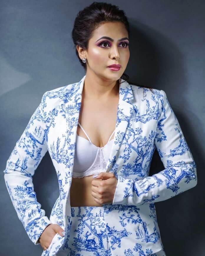 Nandini Rai Latest Photoshoot