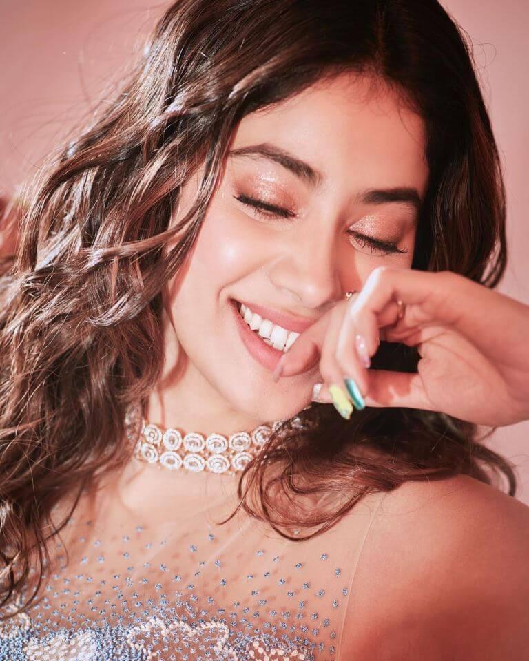 Dhadak Movie Actress
