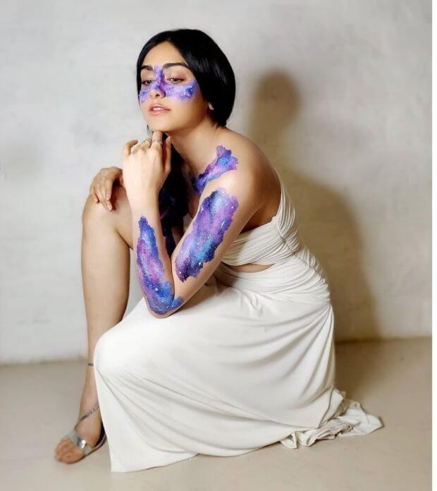Stunning Pics Of Adah Sharma At Nyka Femina Beauty Awards