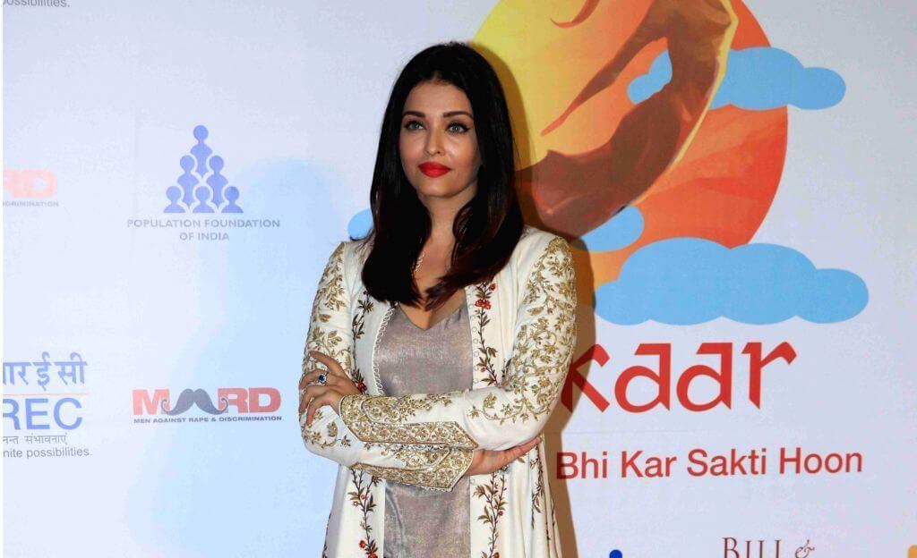 Aishwarya Rai At Farhan Akhtar Concert