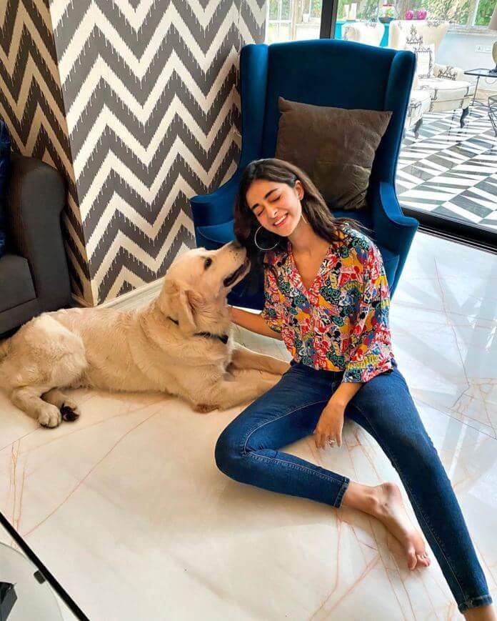 Ananya Panday Exclusive Photos