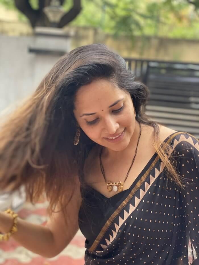 Anasuya Bharadwaj Glamorous Pics