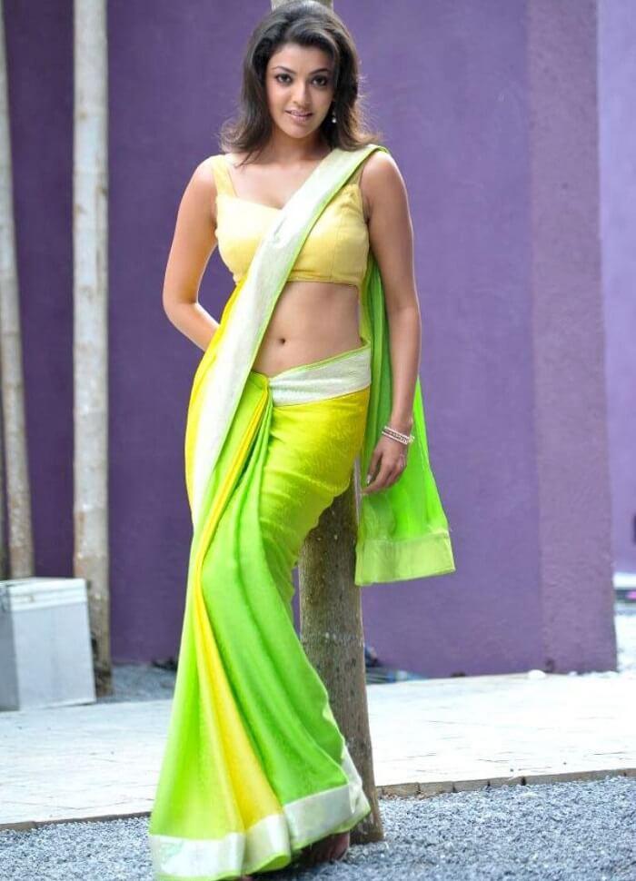 Beautiful Heroine Kajal Agarwal