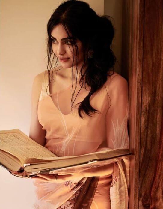 Beautiful beauty Adah Sharma Recent Clicks