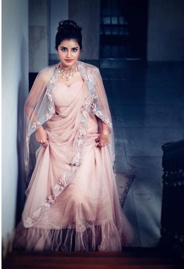 Heroine Anupama Parameswaran