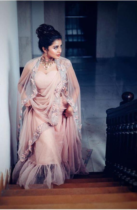South Indian Heroine Anupama Parameswaran