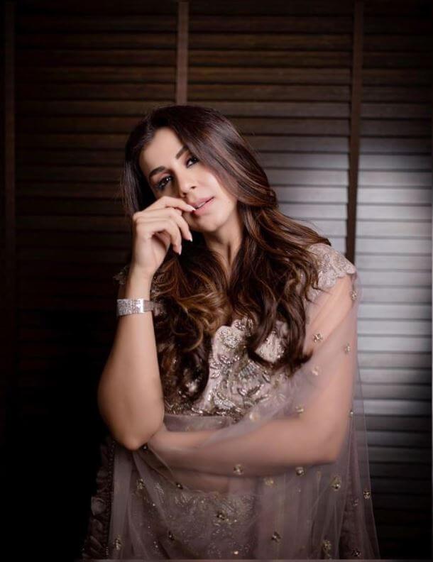 Hot Photos Of Actress Nikki Galrani In Lehenga