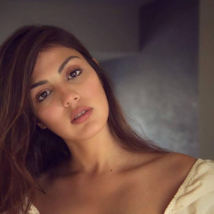 Rhea Chakraborty Selfie