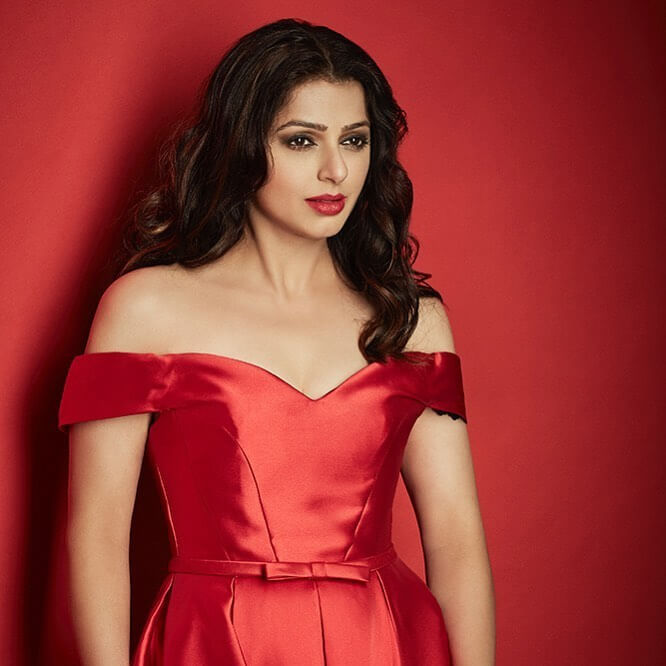 Senior Actress Bhumika Chawla Latest Clicks