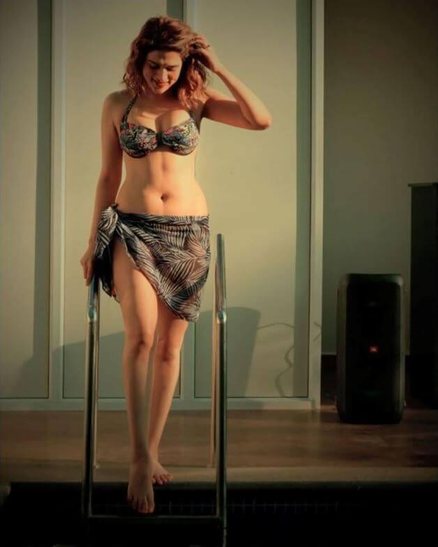 Shraddha Das Bikini Stills